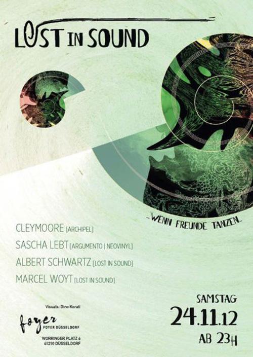 Lost in Sound mit Cleymoore & Sascha Lebt
